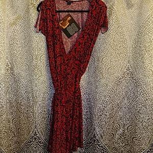 Iman Wrap Dress